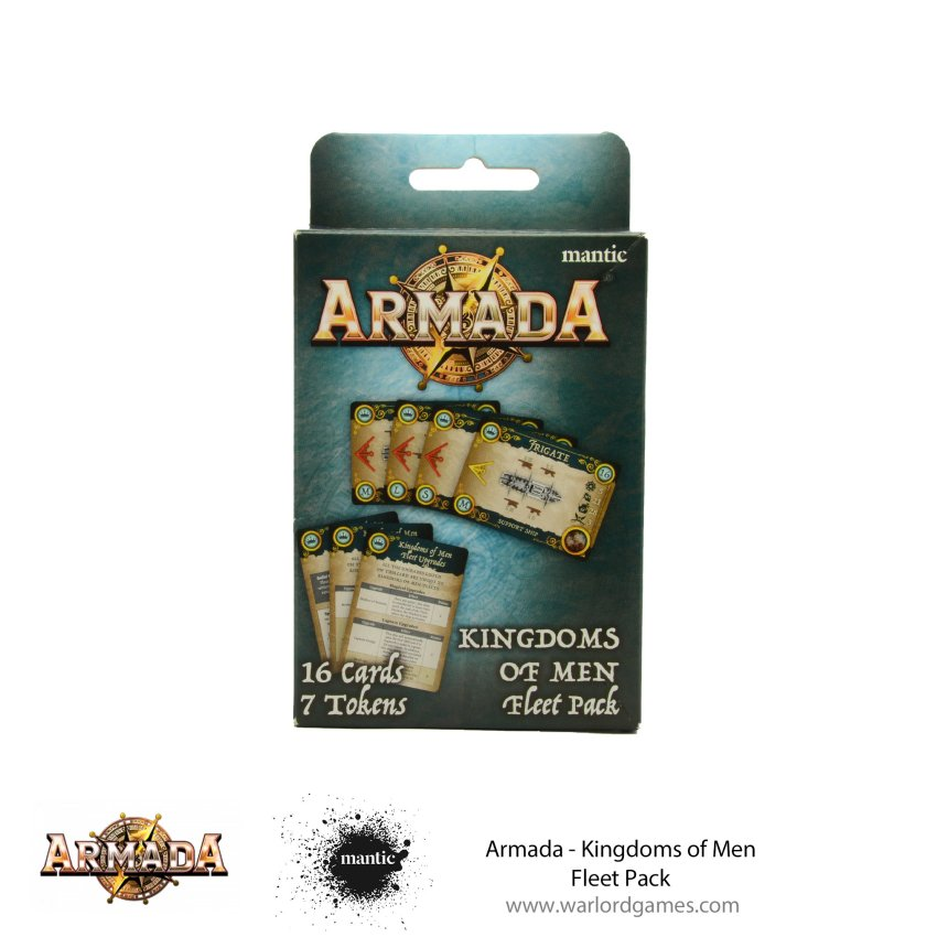 Armada: Kingdom of Men Fleet Pack