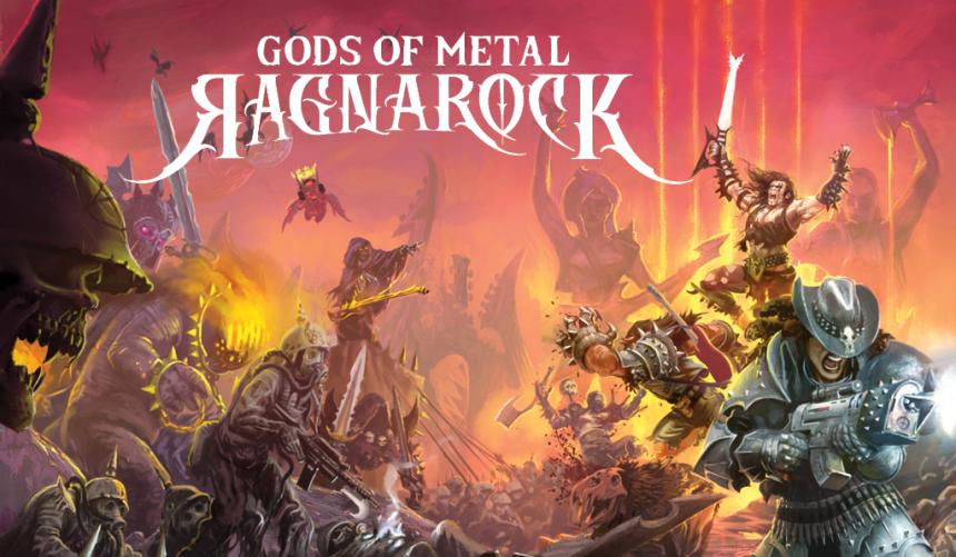 Gods of Metal: Ragnarok