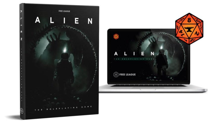 Alien RPG Foundry