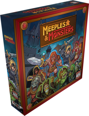 Meeples and Monsters