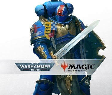 Warhammer 40,000 Magic: The Gathering Universes Beyond