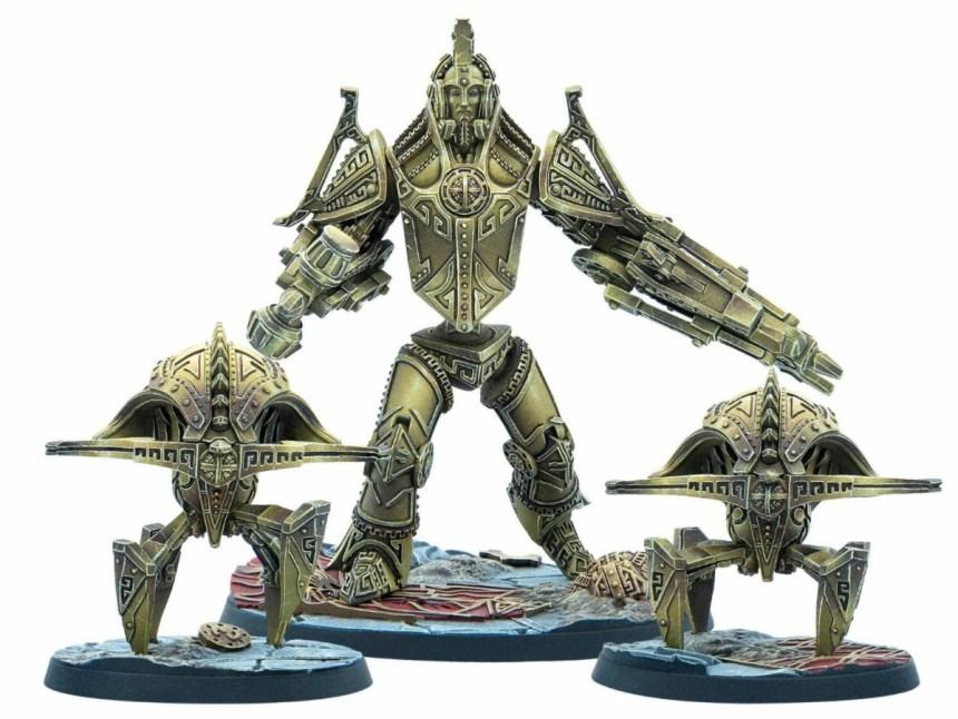 Elder Scrolls: Call to Arms - Dwemer Centurion and Ballista