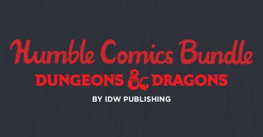 Humble Comics Bundle: Dungeons & Dragons by IDW Publishing