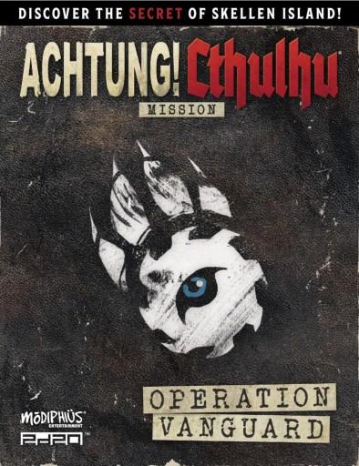 Achtung! Cthulhu 2d20 Operation Vanguard
