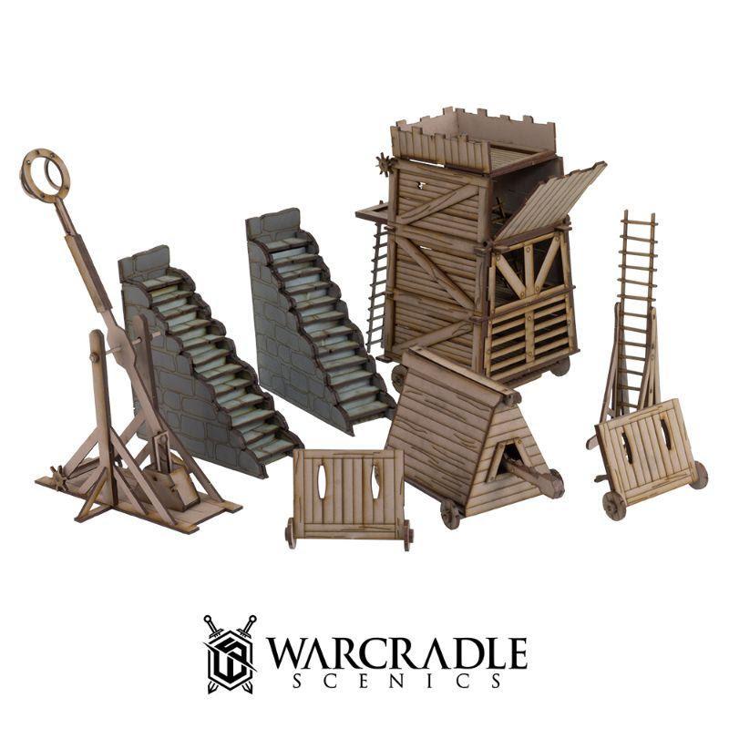 Siege Engines & Scatter