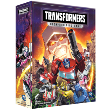 Transformers Deck Building-Game