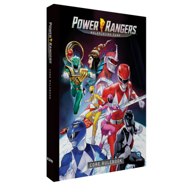 Power Rangers Roleplaying Game