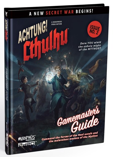 Gamemaster's Guide PDF