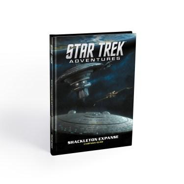 Star Trek Adventures Shackleton Expanse Campaign Guide