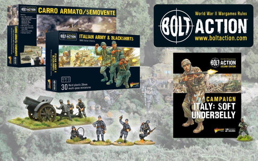 Italian Army Bundle