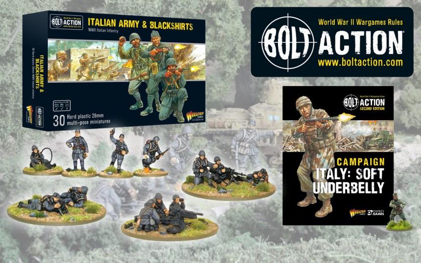 Italian Infantry Platoon Bundle