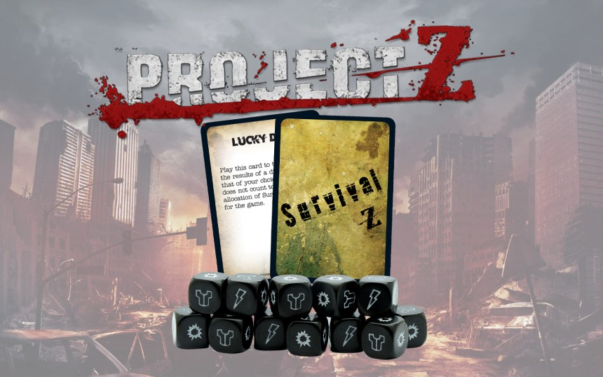 Project Z: Black Dice Pack