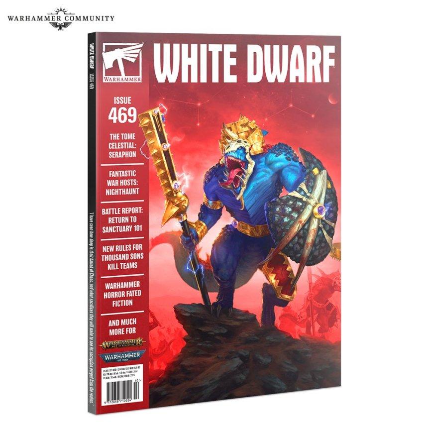 White Dwarf #469