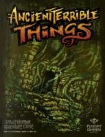 Ancient Terrible Things - Board Game Box Shot