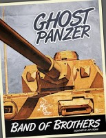 Band of Brothers: Ghost Panzer - Board Game Box Shot