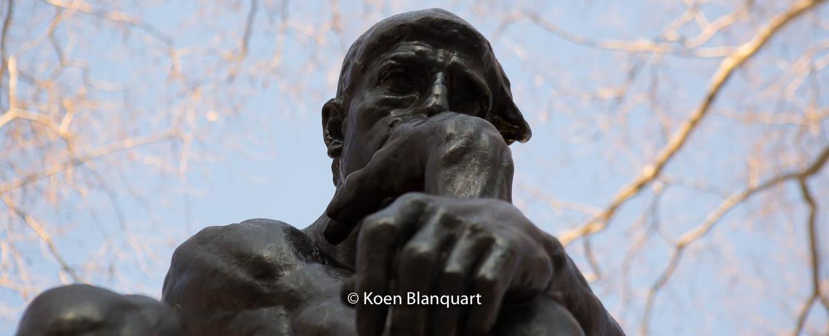 Rodin Museum in Philadelphia