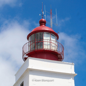 Lighthouse in Ponta do Pargo - Madeira