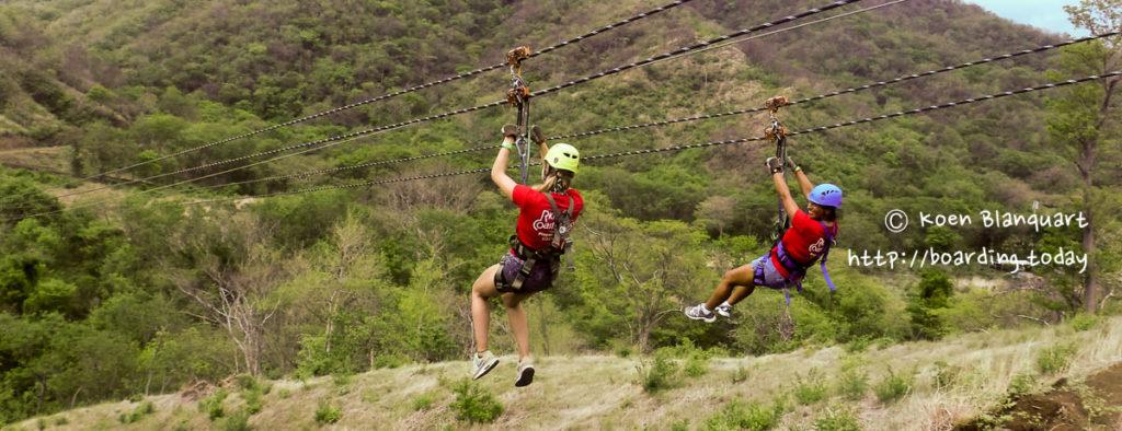Costa Rica Ziplining