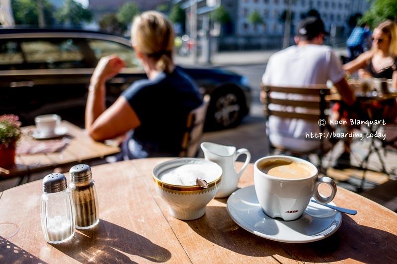 Breakfast at Zimt & Zucker in Berlin