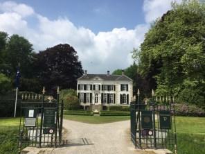 Der Landstrich beherbergt einige feudale Anwesen
