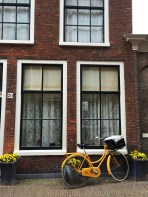 Happy little house in Haarlem