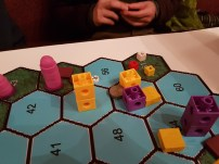 Naval Battles were a little more complicated