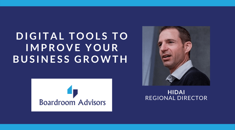 VIDEO – Digital tools to improve your business growth