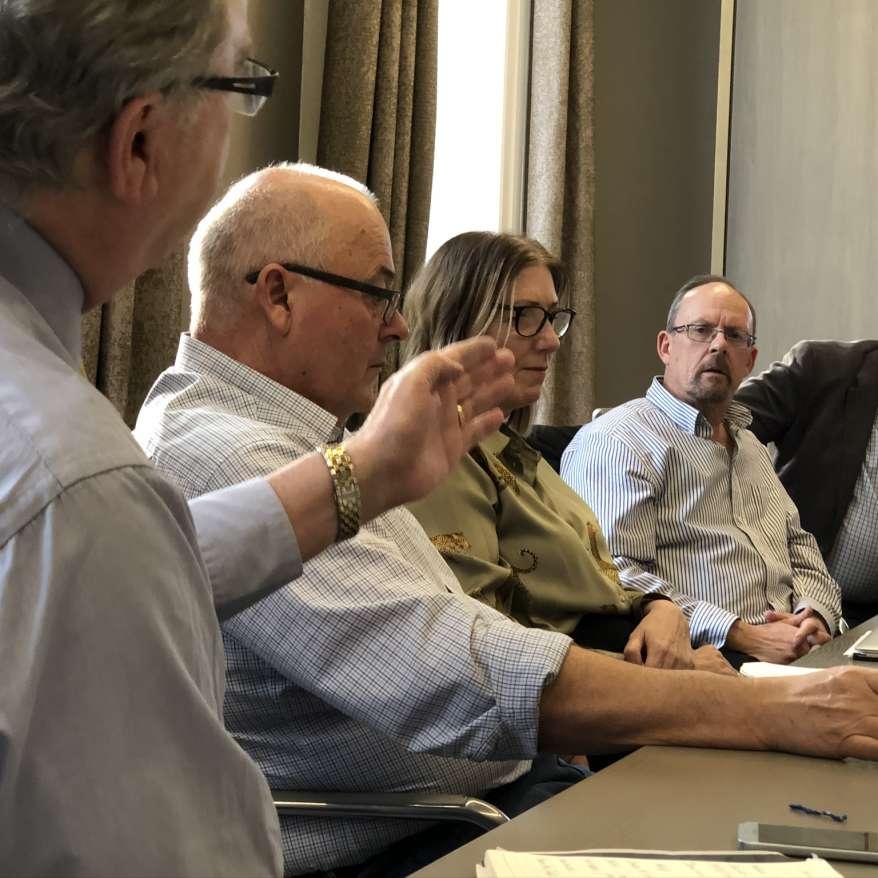 Board Advisors Discussion