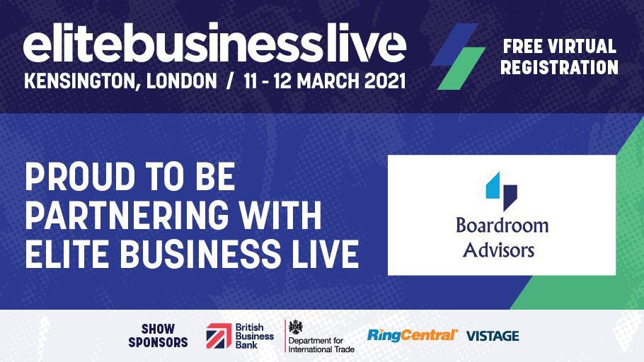 Elite Business Live Virtual Event