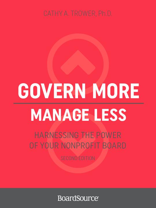 The BoardStaff Partnership  BoardSource