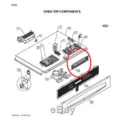 Repair Your Dcs Oven Control Board # 211696