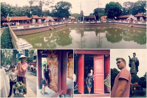 Vietnam photo collage