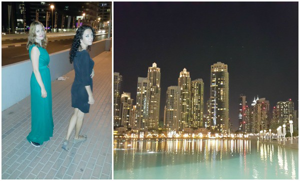 Going out in Dubai