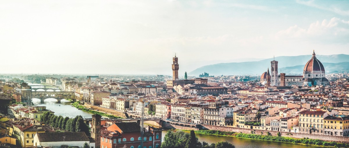 How to visit Florence like a local and more.