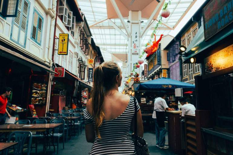 Where to shop in Singapore?