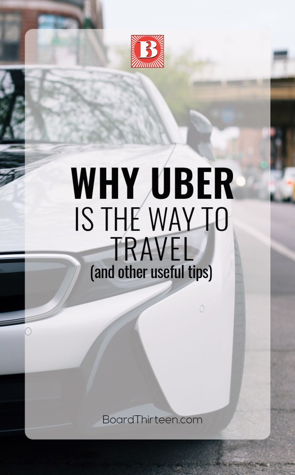 uber and traveL tips 3