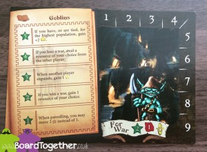 Tiny Epic Kingdoms, Goblin Card