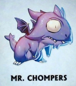 Mr Chompers