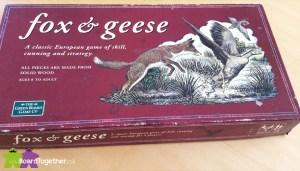 Box Art for Fox & Geese