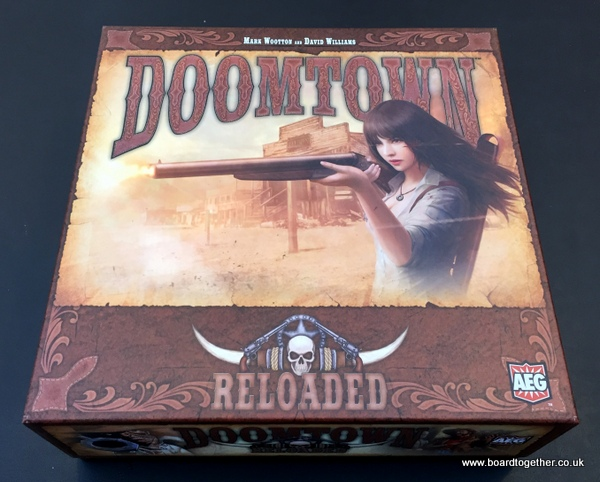Doomtown box lid
