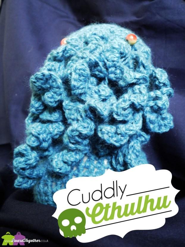 Crochet Cuthulu