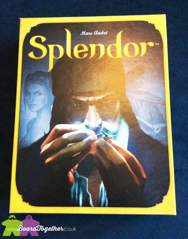 Splendor, Boardgame Review, Gateway Game
