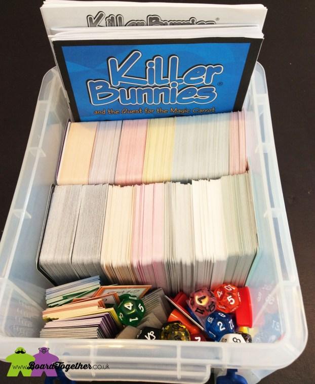 Killer Bunnies Collection
