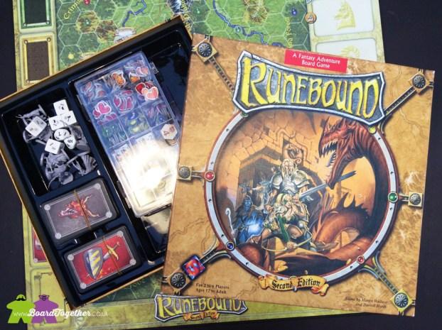 Runebound Boardgame