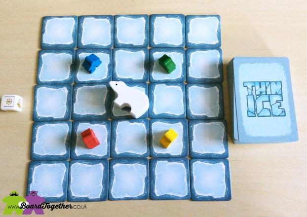 Thin Ice Set Up