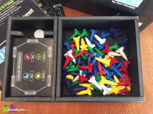 Impulse Boardgame