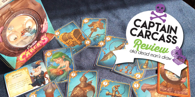 Captain Carcass review