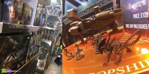 Avp, Aliens v Predator Miniatures