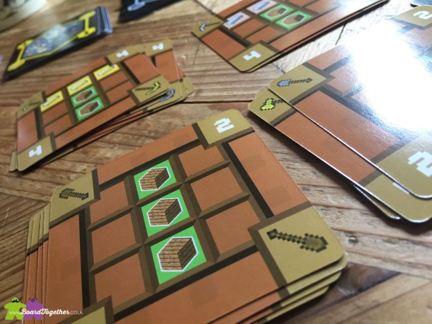 Minecraft the Cardgame?