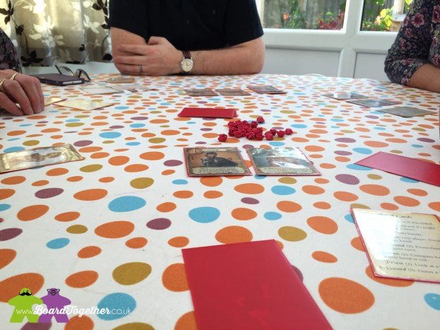 Playing Love Letter